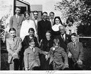 Veigle Family 1925