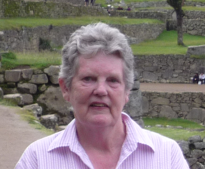 Elspeth Wallace