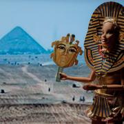 D12 - Una pirámide egipcia