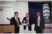 Capt Gleaser ASTA Life Time Achm Award