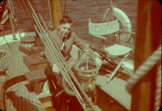 Tabor Boy yawl ,BFR,1951