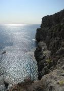 Menorca cliffs