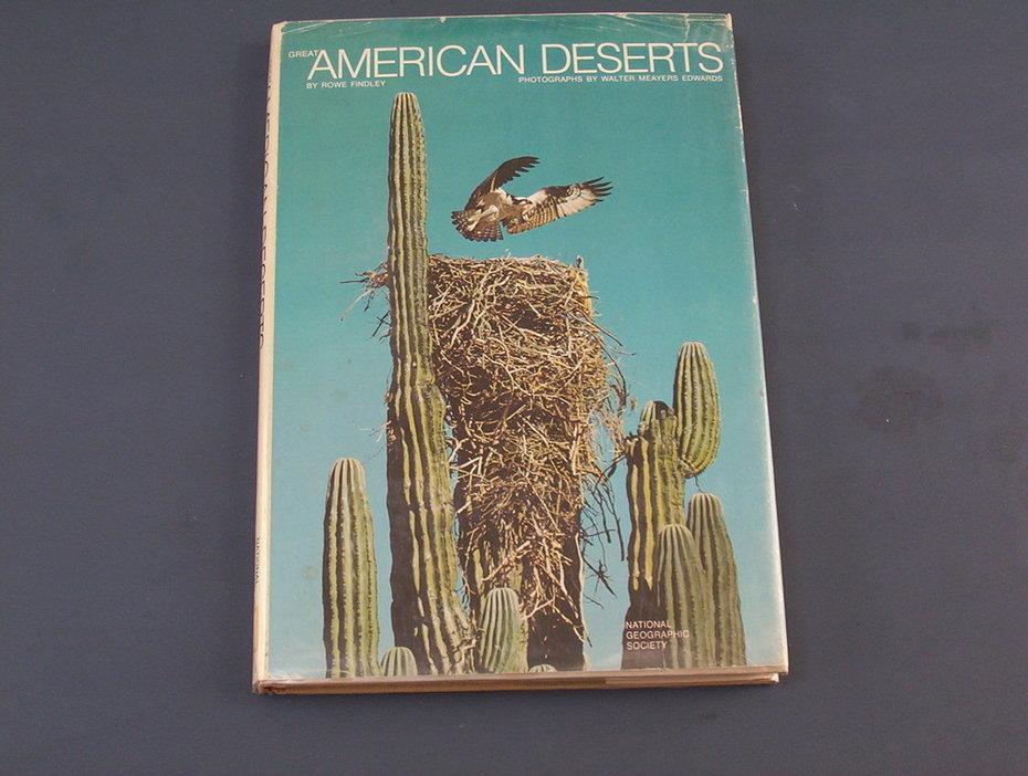 Great American Deserts