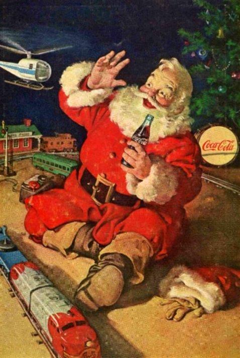 December 1962  Issue - Santa