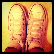 If they are not dirty, they are not converse...