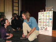 Chris Sharma @ Film Festival of Trento