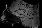 8 Un autografo de Justin Bieber