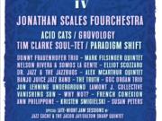 Nietzsche's JazzFest - Jonathan Scales Fourchestra