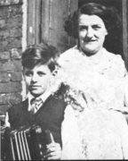 Ringo with mum