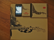 I have completed the Eric Clapton Slowhand collection with the exception of the 8 track.