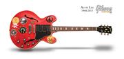 Alvin Lee's Guitar (RIP)