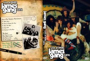 DVD Cover- JAMES GANG - 1974-01-16 -  Don Kirshner's Rock Concert
