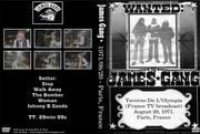 James Gang dvd
