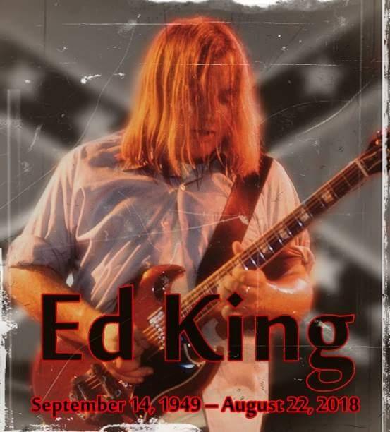 "Edward C. ""Ed"" King - RIP"