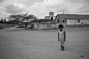 niña Punta Macolla Paraguana