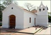 Iglesia Nuestra Señora del Pilar. Los Robles,  Isla de Margarita.