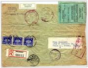 Rekommandert småpakke til USA