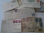 Gamle brev og kort