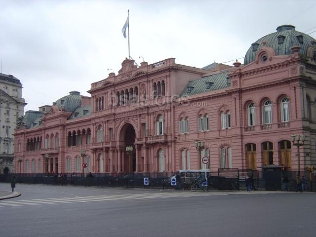 Casa Rosada-Palacio de Gobierno - Buenos Aires