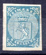 Mine frimerker