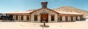 Estación de Copiapó - Chile