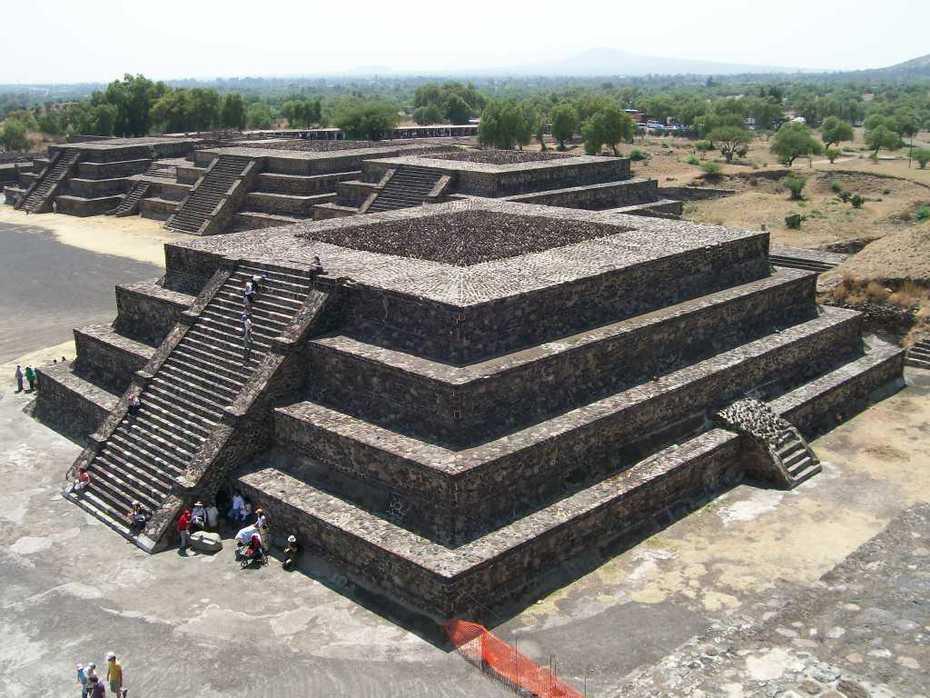 México - Teotihuacan