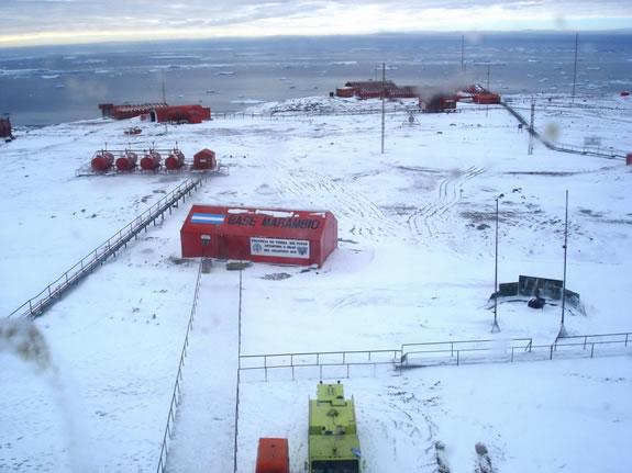Base Marambio- Antártida Argentina