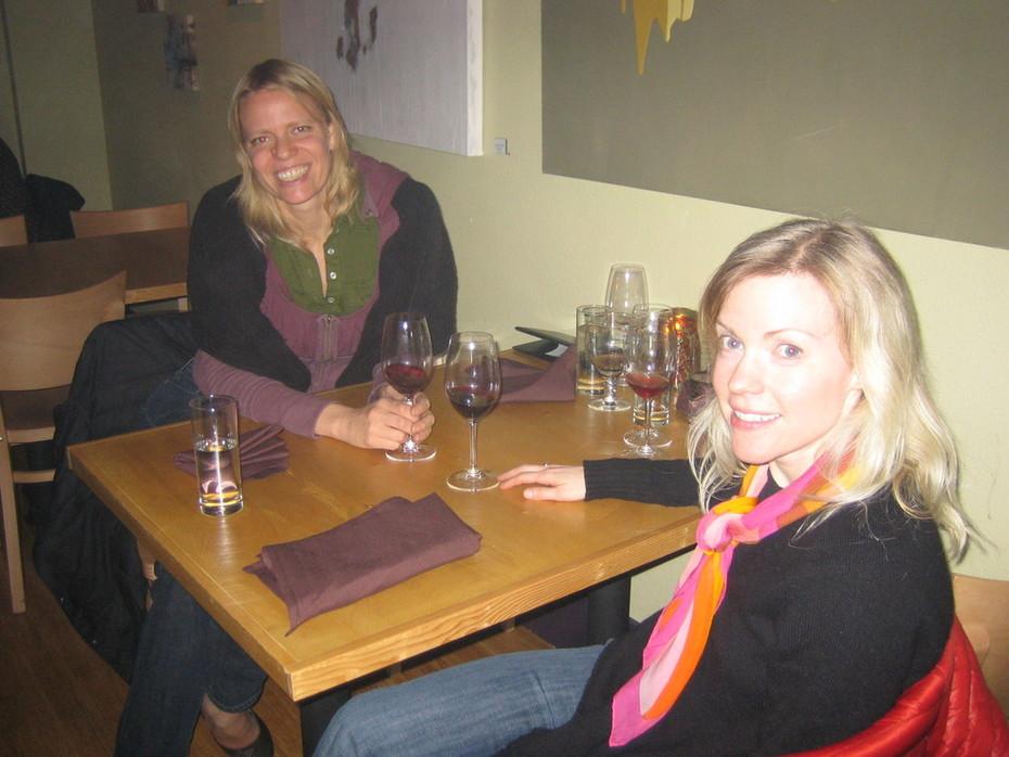 We Earned It - Wine Tasting a Verve