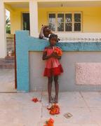 Mozambican Girl