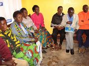 Visite SALT à Kayanza (milieu rural frontalière avec le Rwanda)