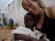 Me with Borgo (Senegal)