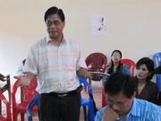 Fr. Joe, People in Need Foundation - North East India ACP Champion