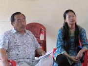 Dr. Vinito Chishi (Nagaland Legislative Forum)