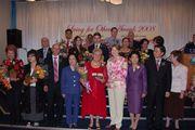 Woman for Peace Award Sydney 2008