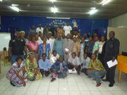 Les mediateurs de memoire de Boma, RDC