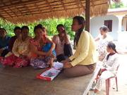 Community SALT Visit at KCP