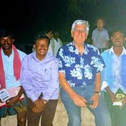 SALT visit in a community of Samraksha, Karnataka