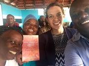 Botswana book launch