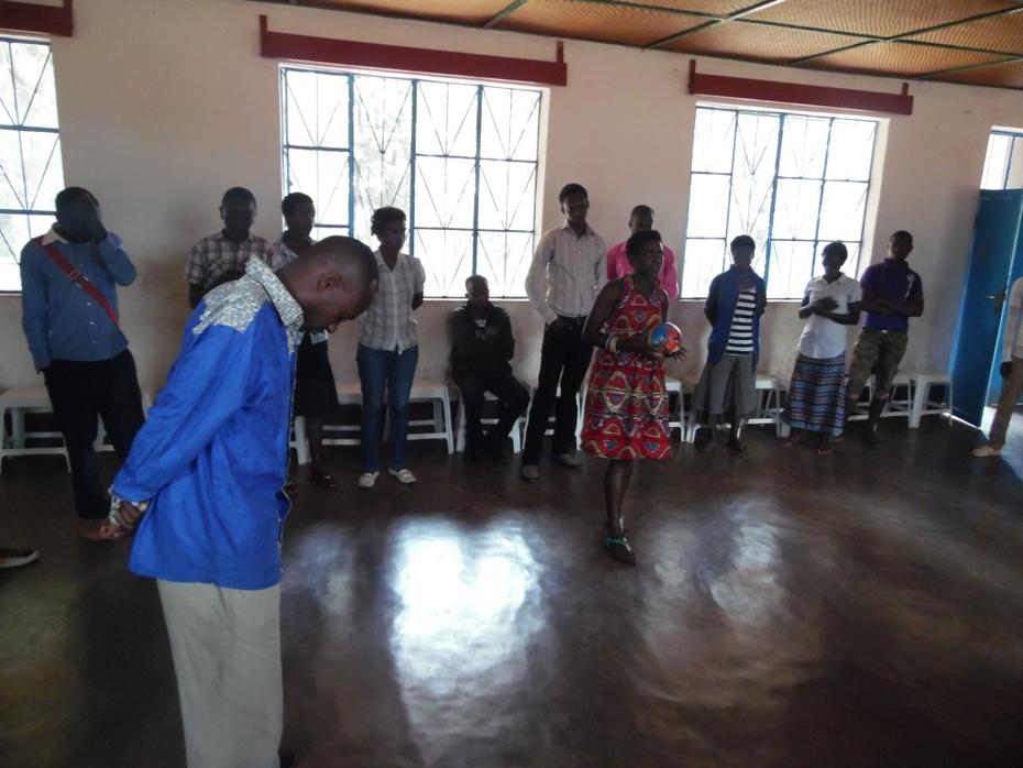"""Talented youth for community initiatives in Giheta commune (Burundi)"""