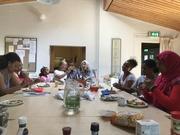 Koken met Eritrese vrouwen in het Gooi