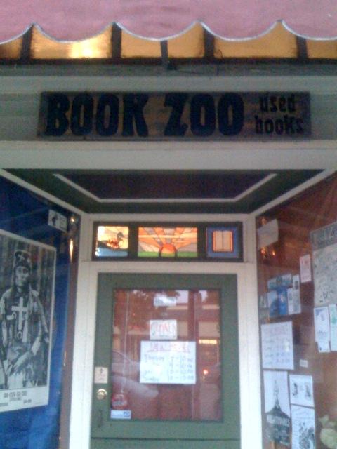 Book Zoo!