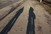 Shadow cyclists