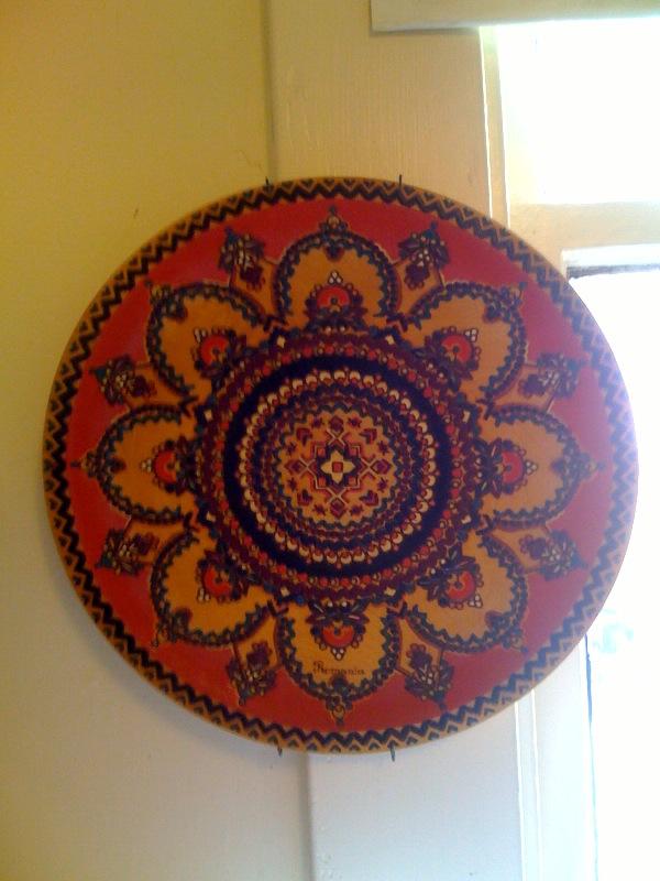 Romanian Mandala