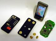 Universal Body Wave Mobile Wellness Phone