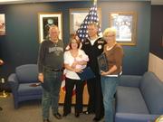 Proud Navy Parents