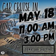 City of Adairsville BBQ and Blues Car Cruise-In
