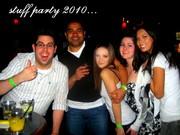 Staff & Stuff Party.