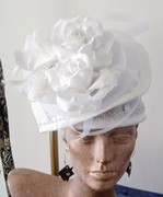 White Hat w/Flare (Front)