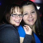 Michelle & Laurie, my granddaughters