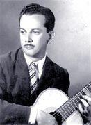 Celso Delneri em recital para Garoto